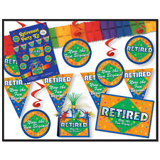 225x225 Beistle Retirement Party Decorations Ebay