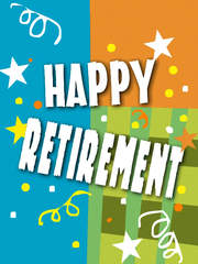 180x240 Free Printable Retirement Cards, Create And Print Free Printable