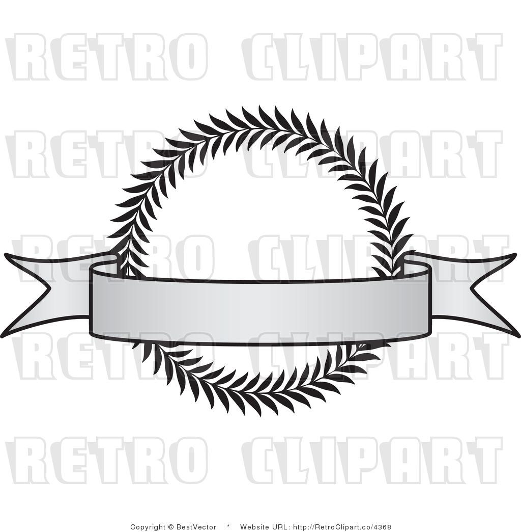 1024x1044 Retro Banner Clipart