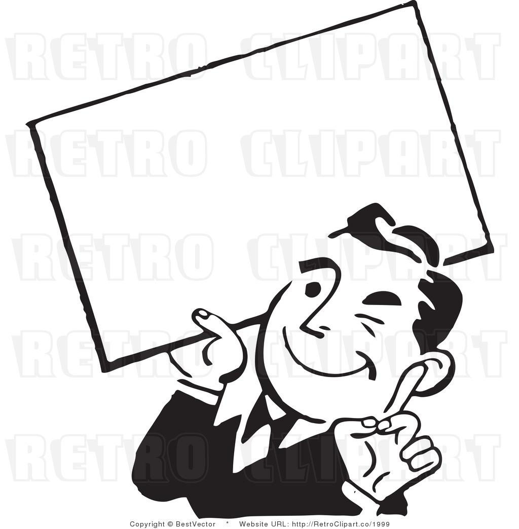 1024x1044 Retro Clipart Vintage Sign