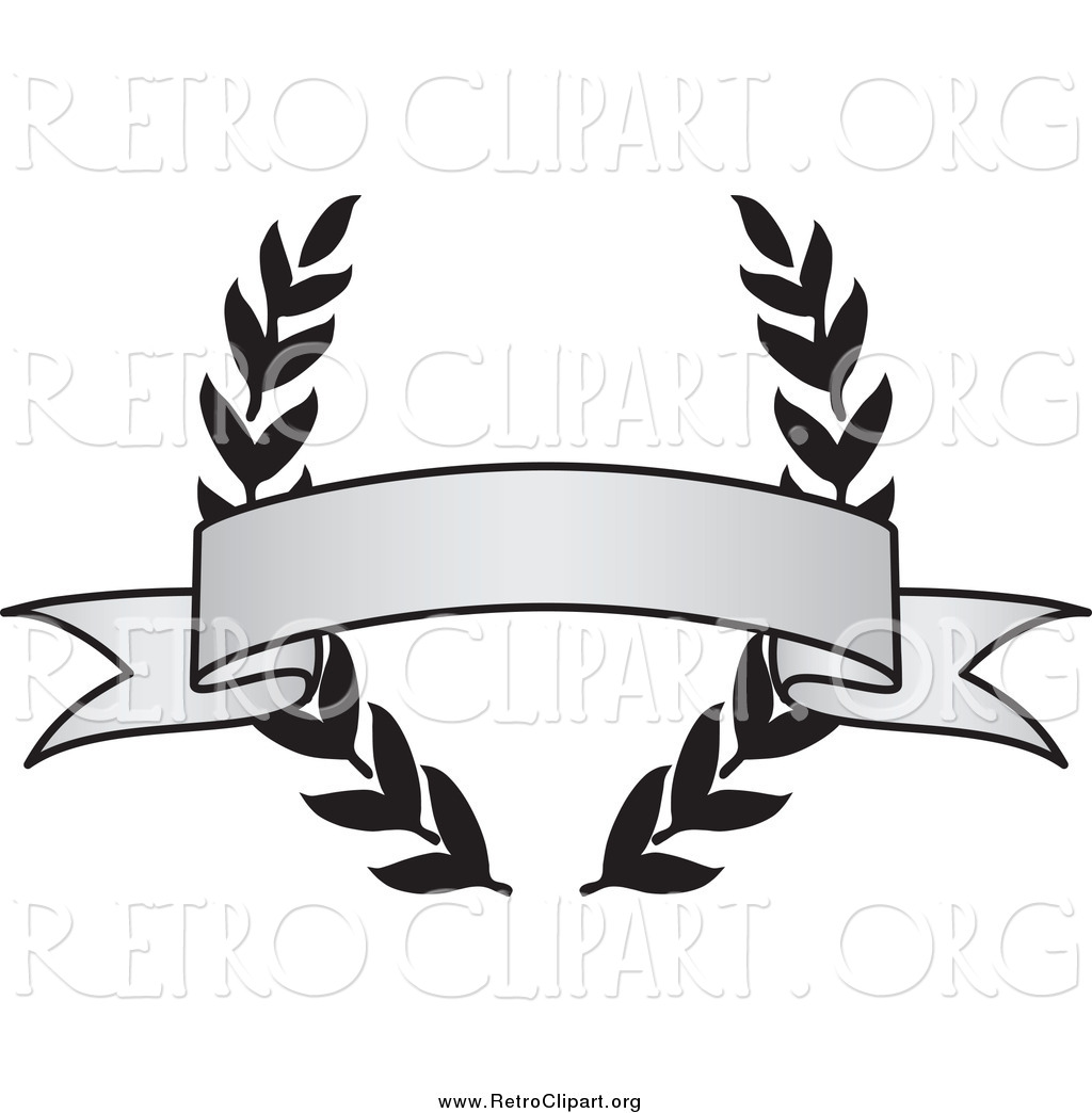 1024x1044 Royalty Free Blank Banner Stock Retro Designs