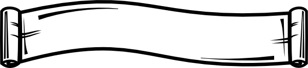 600x134 Western Clipart Banner