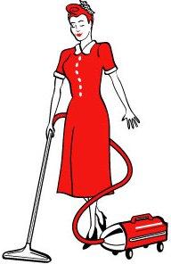 192x296 Retro Housewife