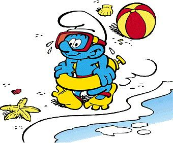 340x282 85 Best Smurf Clipart Images Animation, Anime Shows