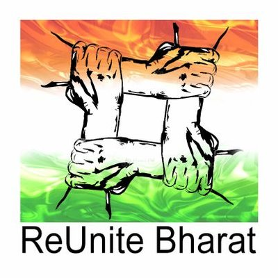 400x400 Reunite Bharat On Twitter No Religion Can Make India Super Power