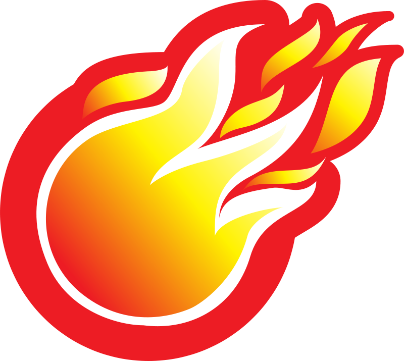 800x715 Flames Clipart Revival