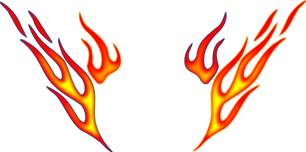 600x299 Revival Fire Clipart