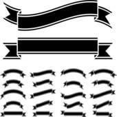 170x170 Ribbon Banner Clip Art