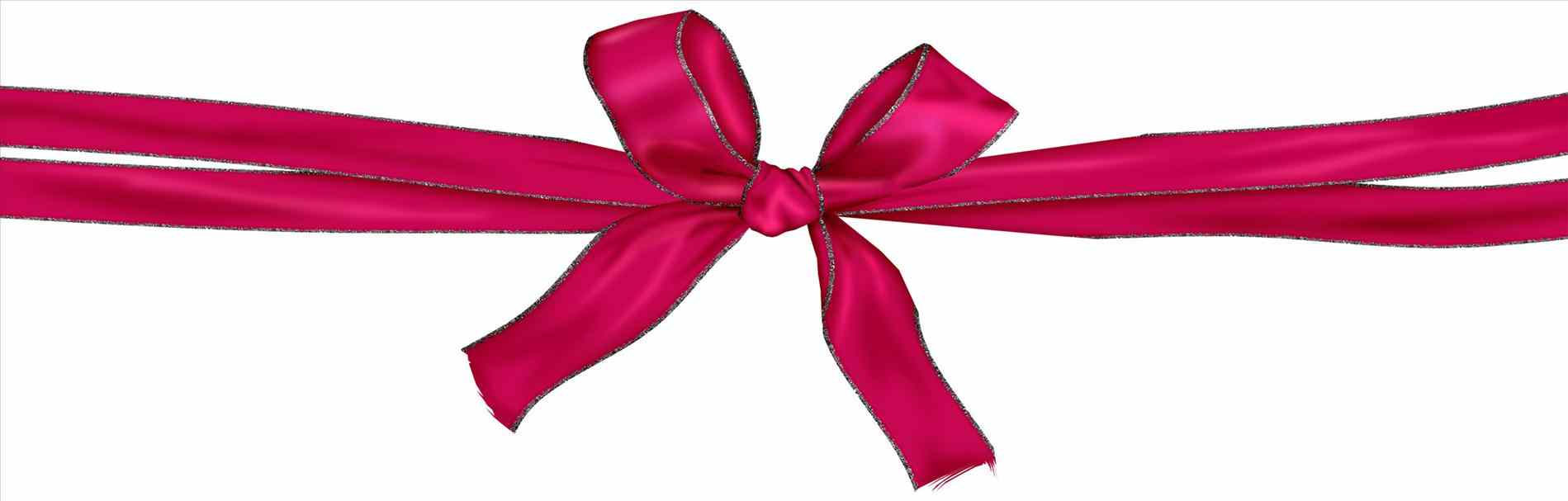 1899x607 Free Download Clip Art On Hot Hot Pink Ribbon Bow Png Clipart Dark
