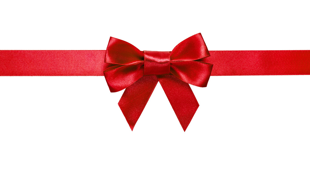 1000x562 Red Ribbon Bow Clipart