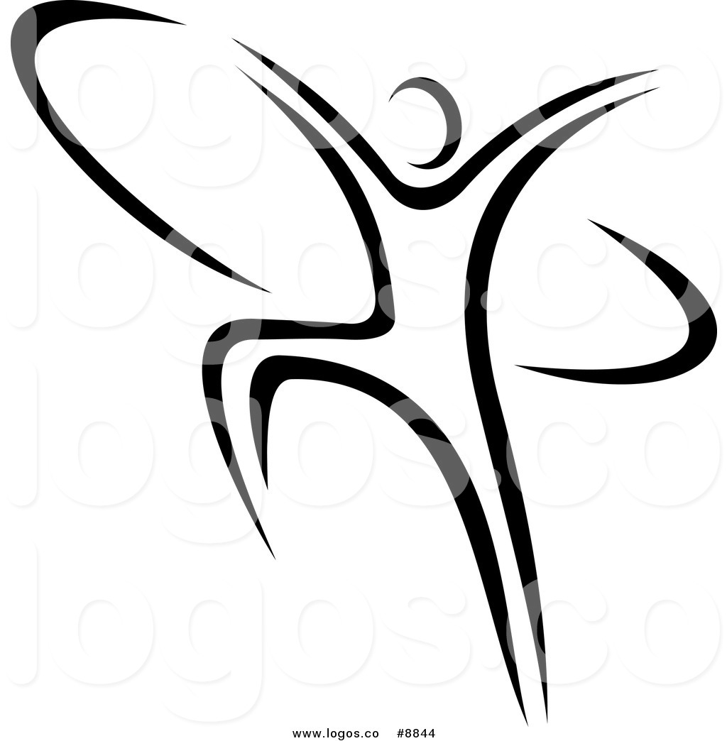 1024x1044 Royalty Free Clip Art Vector Logo Of A Black And White Ribbon