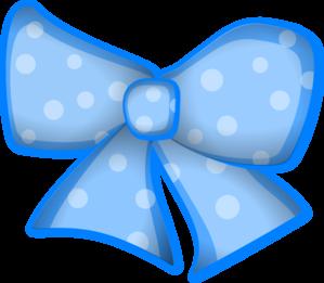 299x261 Blue Ribbon Clip Art