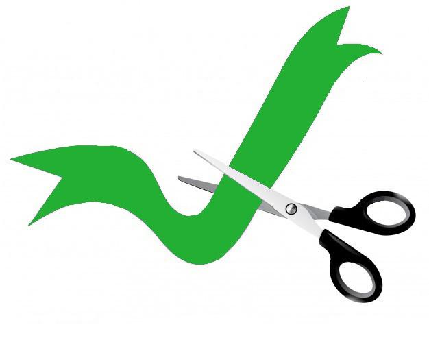 626x496 Ribbon Cutting Of Pregnancy Aid Clinic Catholic Mission Assists