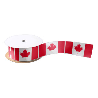 324x324 Canada Flag Ribbon Canada Flag Craft Ribbon Designs
