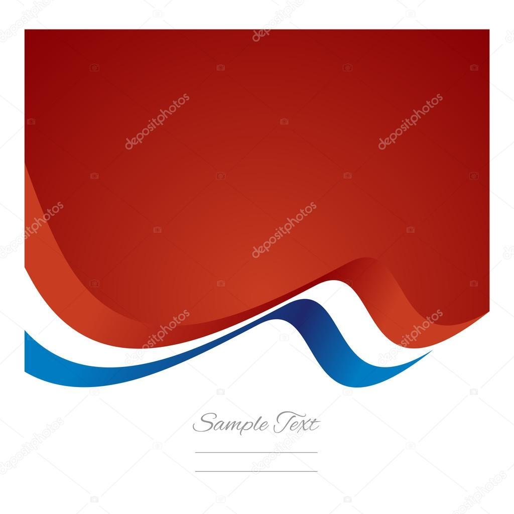 1024x1024 Abstract French Flag Ribbon Vector Stock Vector Simbos