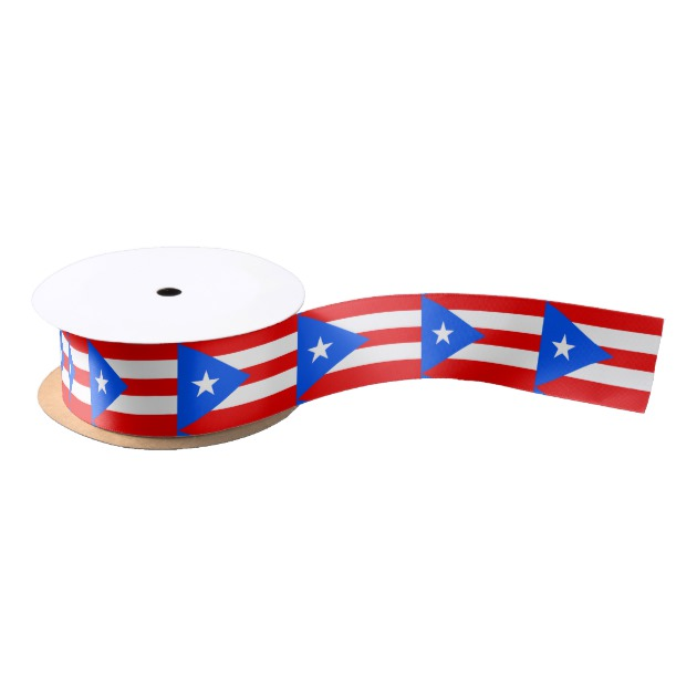 630x630 Puerto Rican Flag Ribbon