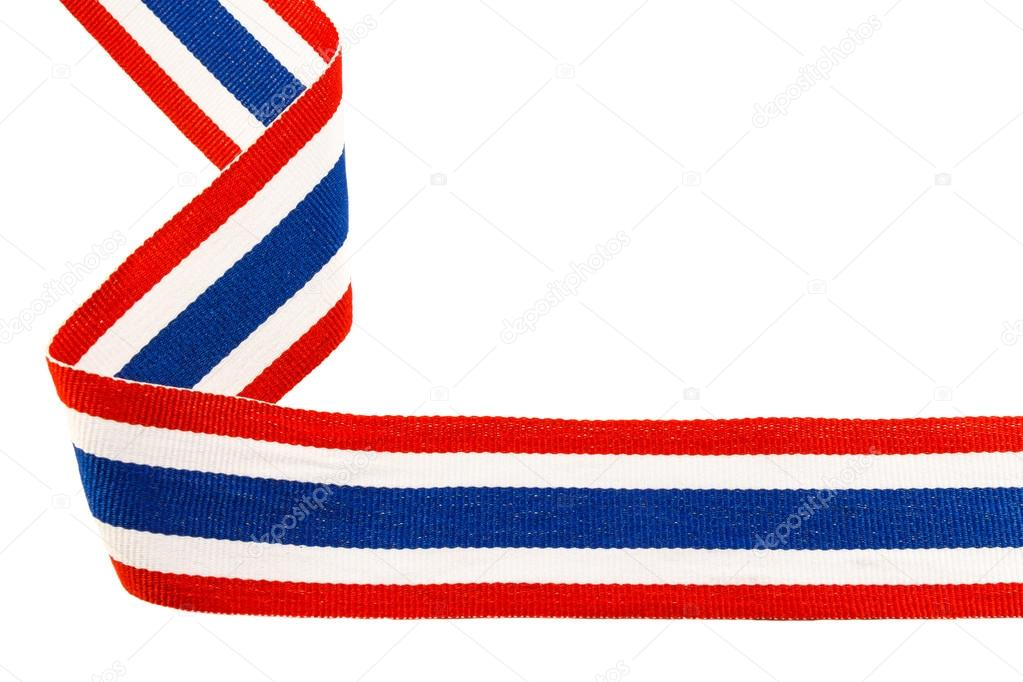 1023x682 Ribbon With Thai Flag Pattern Stock Photo Stockdevil 666