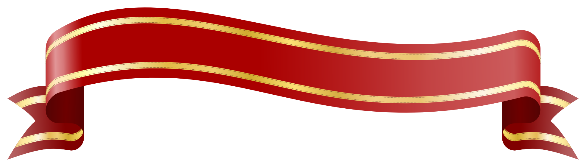 1969x561 Ribbon Png Images, Red Gift Ribbon, Free Download Pictures
