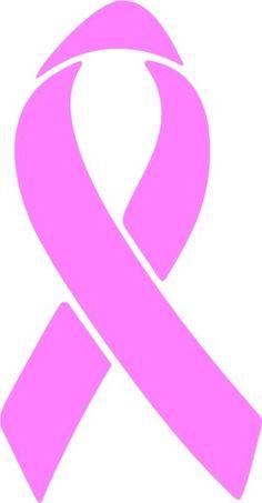 236x453 Breast Cancer Ribbon Vector Outline Breastcancerinfoblog