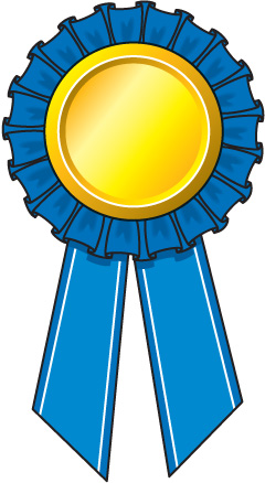 240x438 Winner Ribbon Clipart