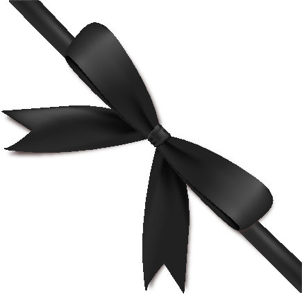 435x425 Black Bow Ribbon Icon2 Vector Data Svg(Vector)public Domain