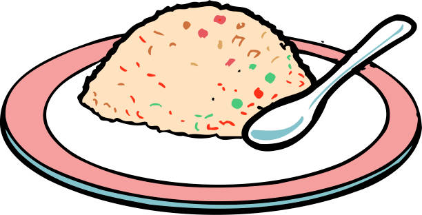 612x312 Rice Clipart Fried Rice