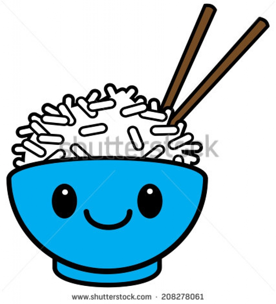 930x1024 Rice Clipart Rice Bowl