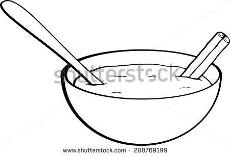 450x306 Rice Ladle Clipart