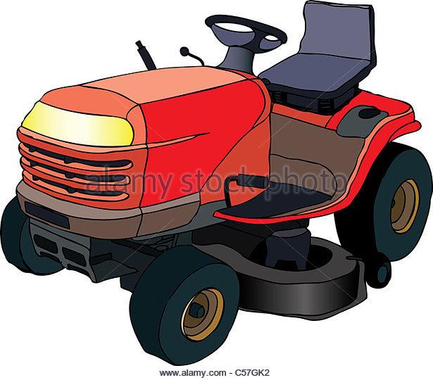 615x540 Mower Clip Art Stock Photos Amp Mower Clip Art Stock Images