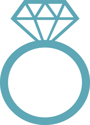300x419 Ring Clipart Teal