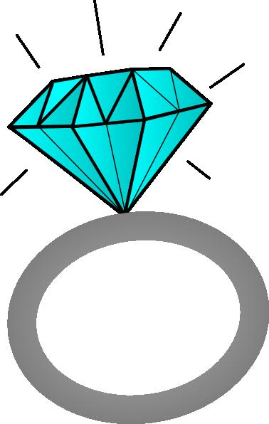 378x596 Diamond Ring Clip Art