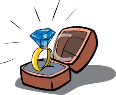 389x320 Jewelry clipart diamond ring