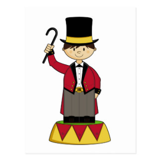 324x324 Circus Clipart Ring Master