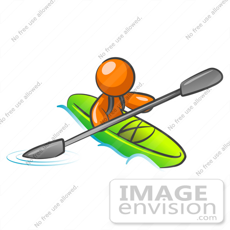 450x450 river clipart 34379 clip art graphic of an orange guy character