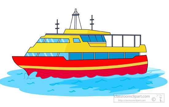 550x349 Cruise Ship Clipart Boat Ride