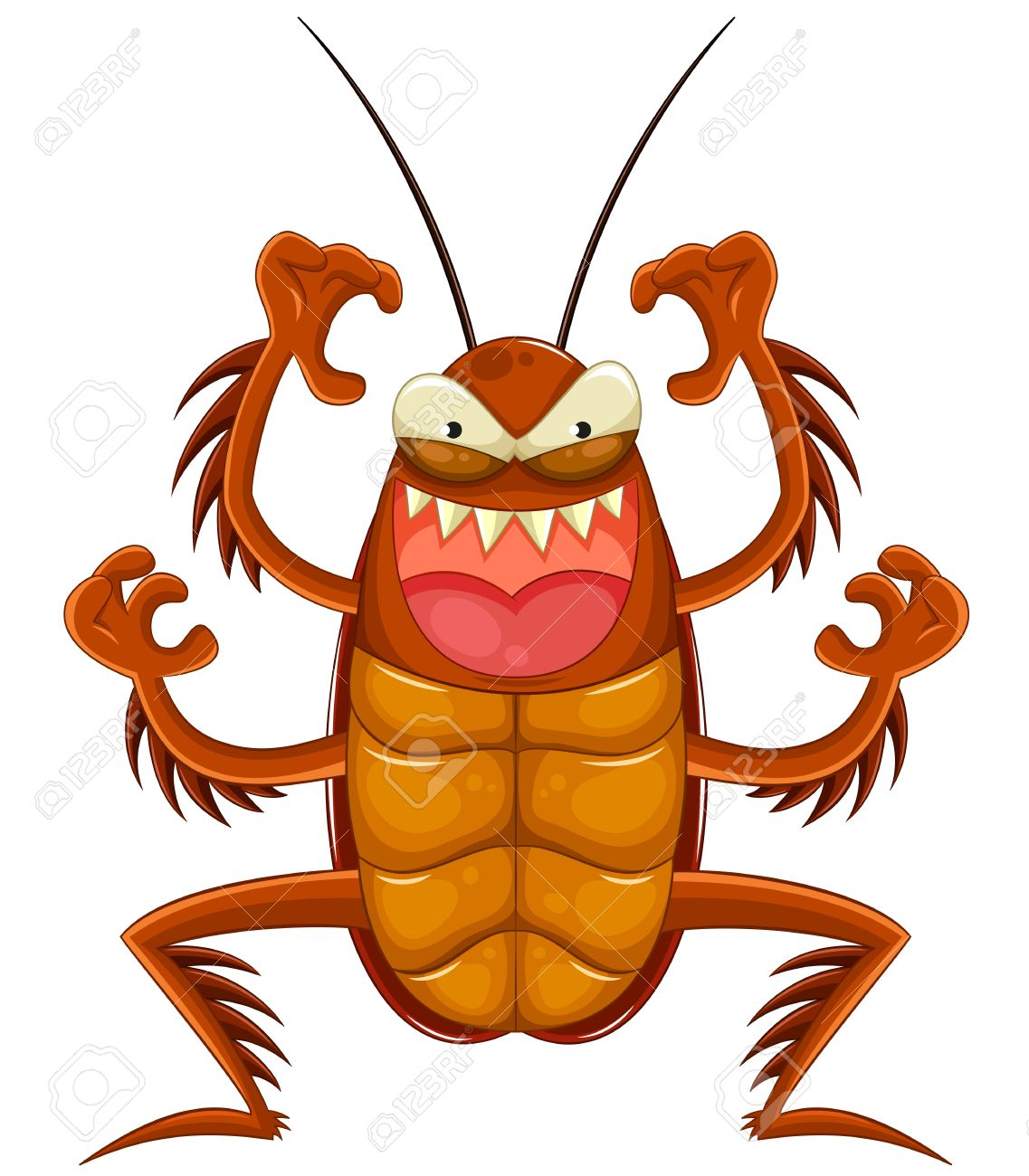 1137x1300 Cockroach clipart bug