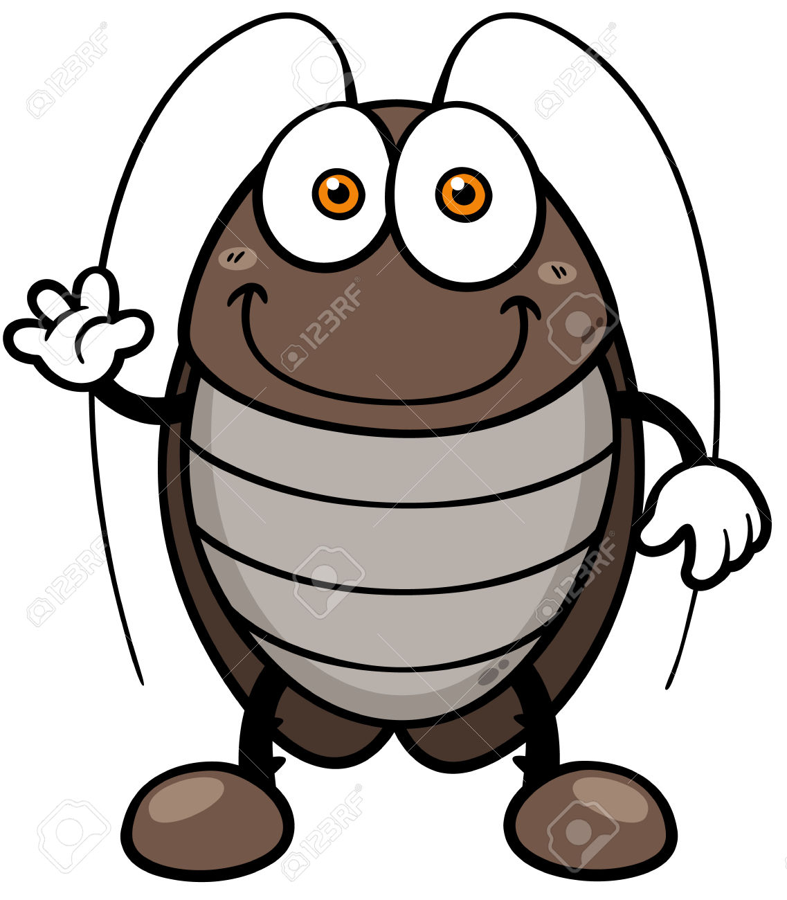1137x1300 Cockroach clipart funny cartoon