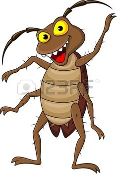 236x349 Cockroach clipart pest