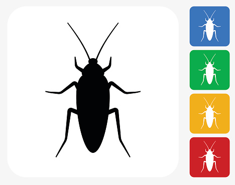 468x369 Cockroach clipart silhouette