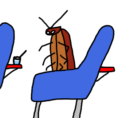 384x384 Flying Roaches Clip Art – Cliparts