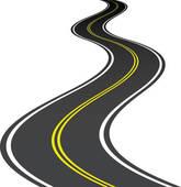 165x170 Road Clip Art