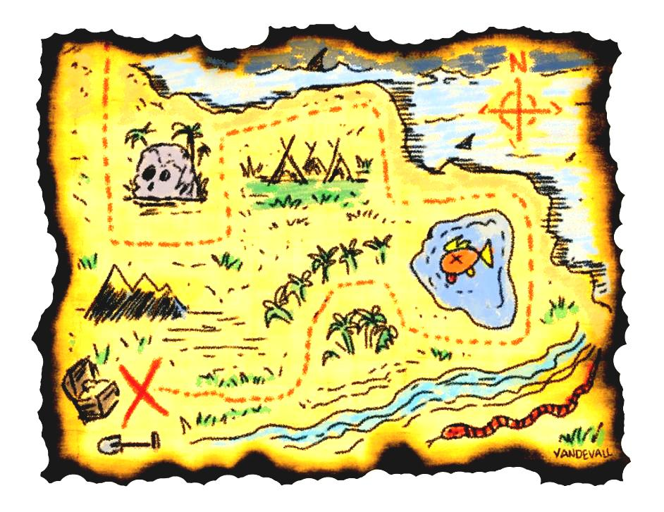 942x727 Kids road map clipart