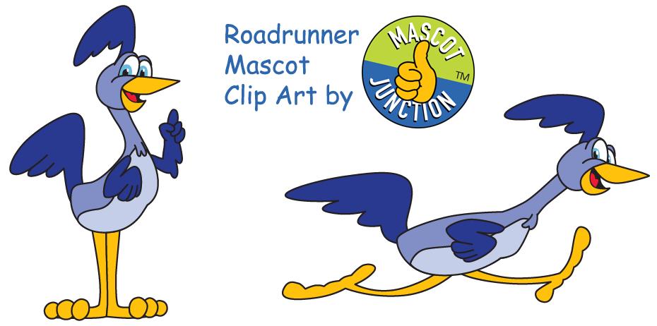 930x462 Roadrunner Mascot