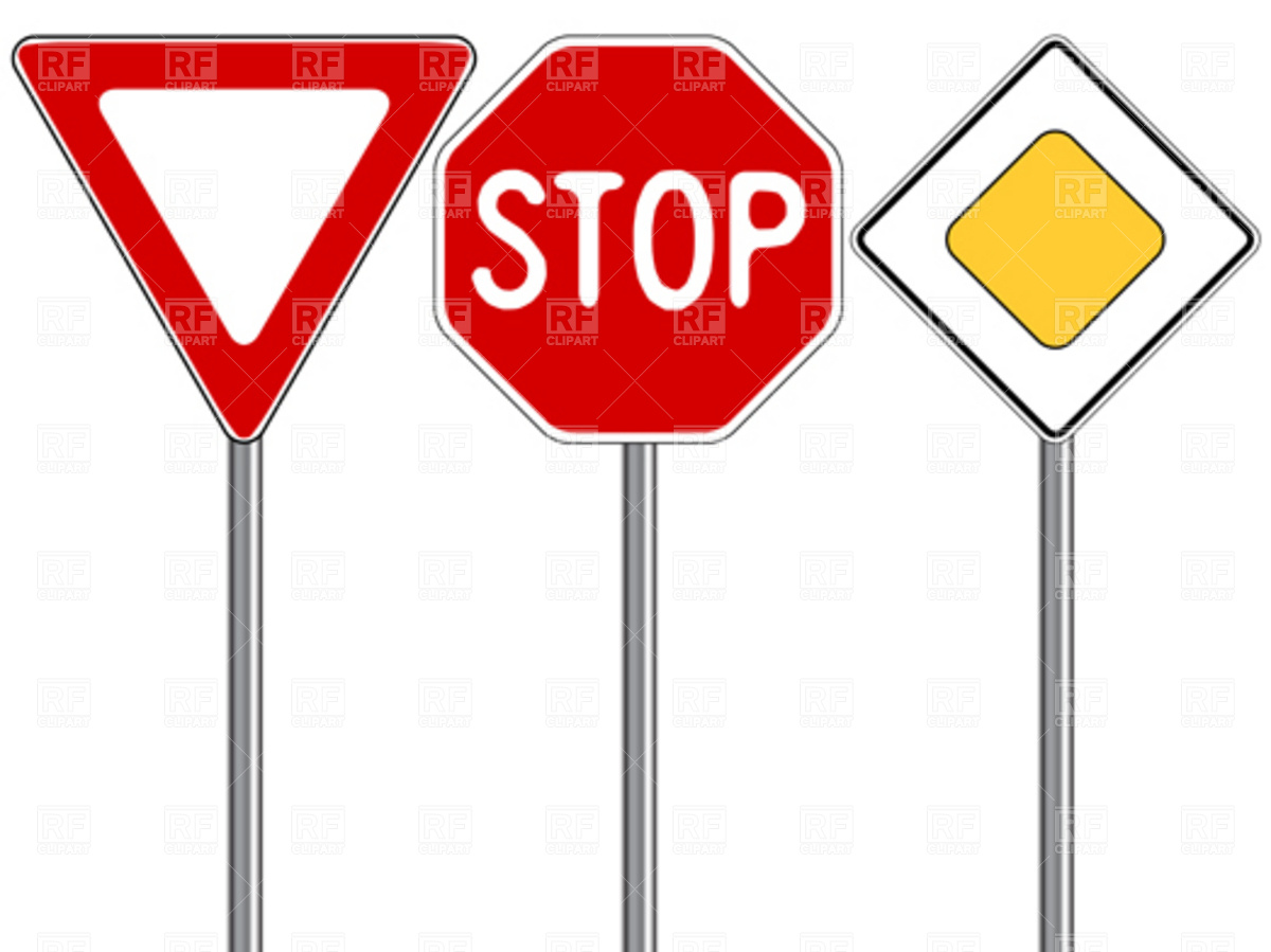 1200x899 Free Clipart For Road Sign