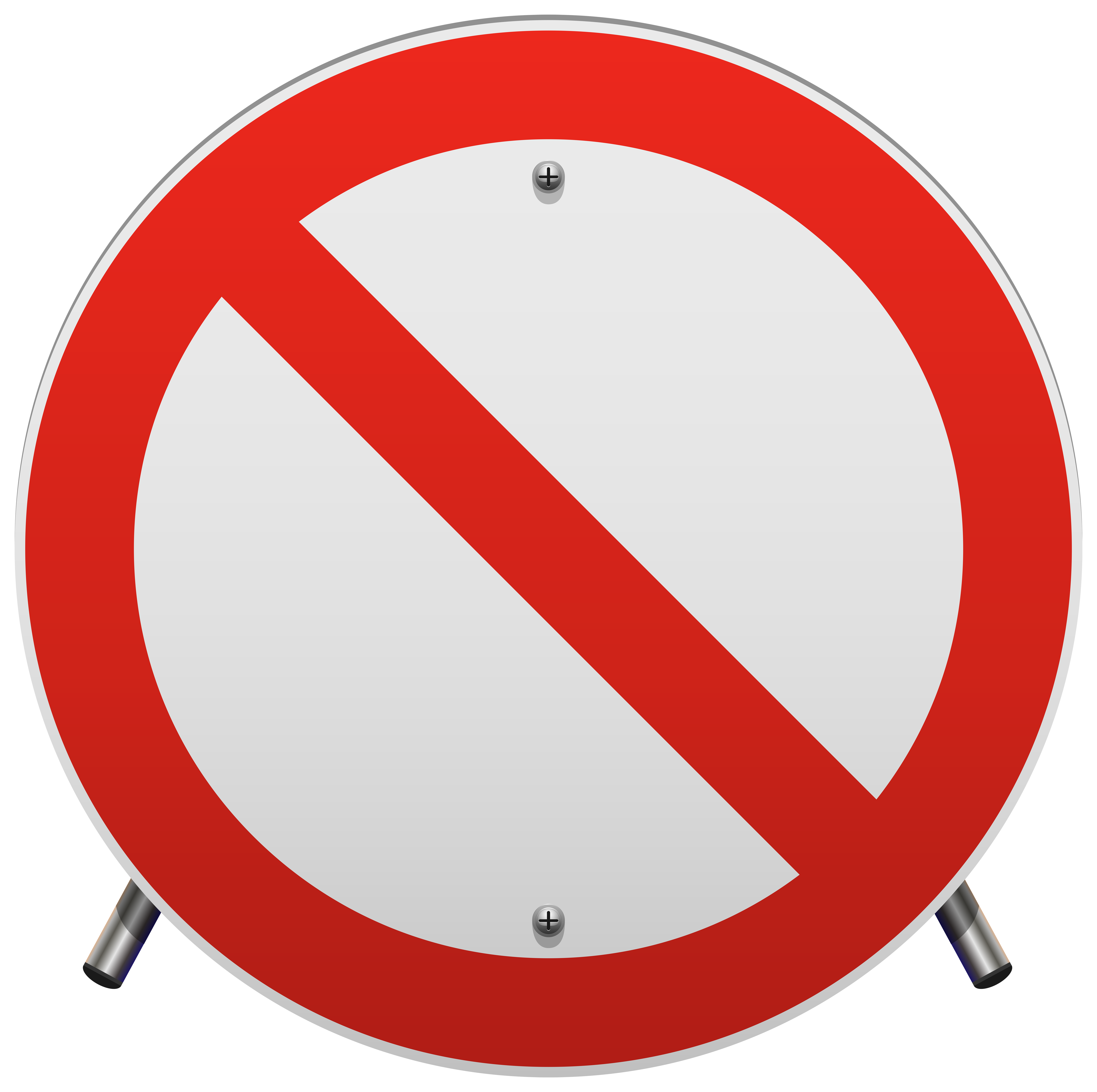 7000x6967 No Parking Sign Png Clip Art