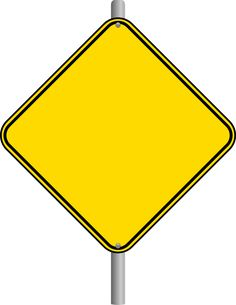 road sign template clipart free download best road sign