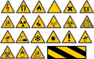 310x194 Road signs and traffic signs free vectors UI Download