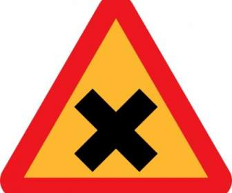 336x280 Traffic Street Road Signs Clip Art vector Clip Art free Vector