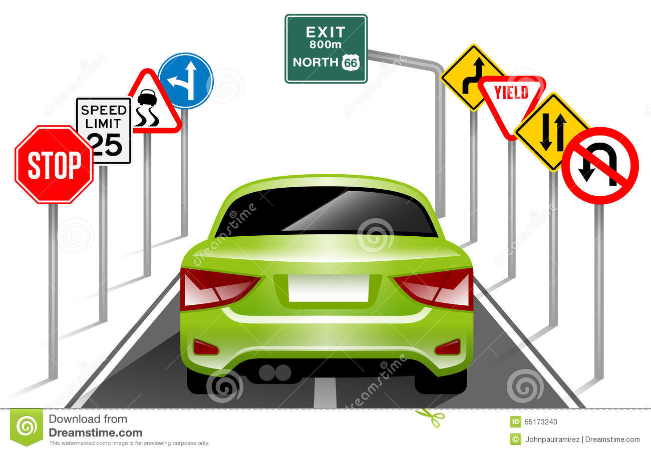 1300x905 Traffic clipart road safety