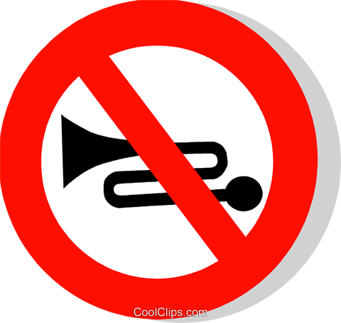 480x454 Clipart of traffic signs